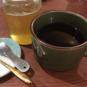 honey-coffee