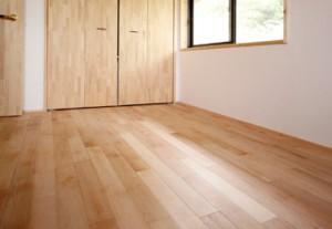 レッドオーク 施工例|無添加住宅オリジナルフローリング床材|神戸市・明石市のモスハウス田端
