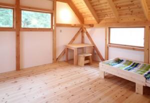 レッドパイン 施工例|無添加住宅オリジナルフローリング床材|神戸市・明石市のモスハウス田端