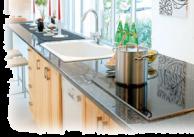 無添加住宅オリジナルキッチンのイメージ|神戸市の注文住宅工務店 モスハウス田端
