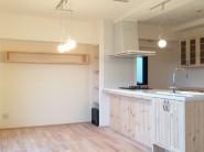 リノベーション施工後|神戸市須磨区の施工事例 無添加住宅専門モスハウス田端