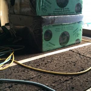 無添加住宅の断熱材は炭化コルク|明石市東野町の注文住宅モスハウス田端