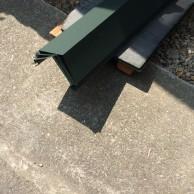 切妻の屋根 棟ブリキ|神戸市垂水区の戸建てリノベーション モスハウス田端