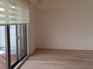 リビングにはブラインドを。|神戸市西区のマンションリノベーション施工事例 無添加住宅専門モスハウス田端