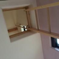 はしごの先は?|明石市東野町の注文住宅 無添加住宅モスハウス田端の施工事例