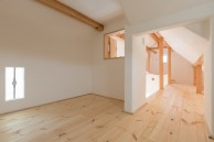 ロフト 小屋裏空間|神戸市垂水区の注文住宅 モスハウス田端の施工事例