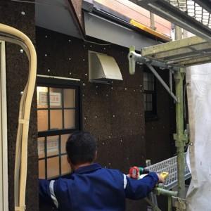 小さな窓は職人さんが一人で施工できます。|神戸市須磨区でリノベーション工事 無添加住宅専門モスハウス田端