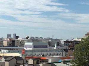 リノベーションの現場は神戸市を一望できるロケーションのマンション|神戸市灘区のマンションリノベーション 無添加住宅専門店モスハウス田端