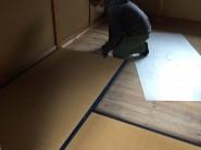 畳上げ|兵庫県多可郡にて和室リノベーション モスハウス田端