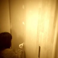 未来の建築女子 お施主様DIY 神戸市垂水区塩屋町の注文住宅 モスハウス田端の現場