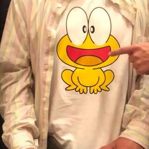 ぴょん吉Tシャツ