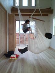 新居の子供部屋