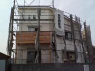 自宅の建築