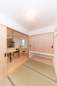 3畳の和室