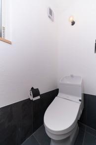 クールーフ腰壁トイレ