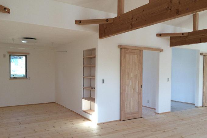 神戸市須磨区の注文住宅 無添加住宅ease Case001 -N邸-